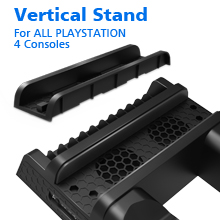 OIVO PS4/ PS4 Slim/ PS4 Vertical Stand