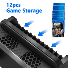 PS4 Games Storage