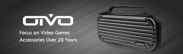 OIVO switch durable carry case