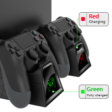 OIVO PS4 Controller Charger. PS4/ PS4 Slim/ PS4 Pro Cooling STand