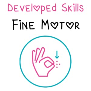 fine motor skills development developmental toys learning skill progress educational for kids girls