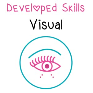 visual skills development developmental skill learning toys for kids educational growth kid girls