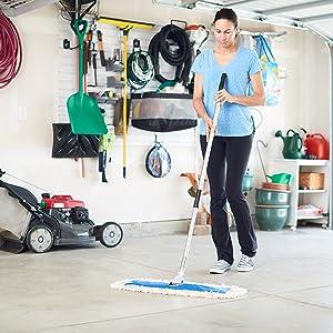 floor mop for hardwood floors dust mop head with handle for floor cleaning wood floor mop