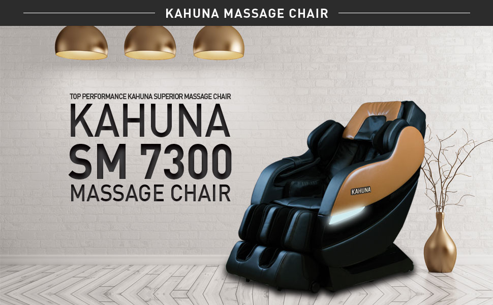 top performance sltrack with 6 roller kahuna superior massage chair new sm7300