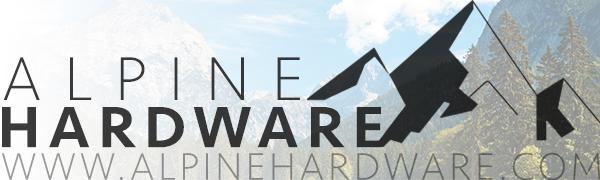 Alpine Hardware Logo