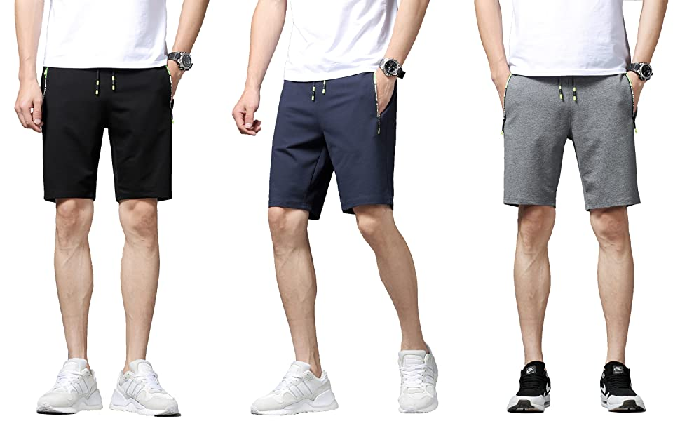 athletic shorts men