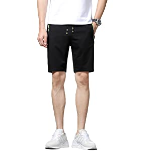 slim fit shorts men