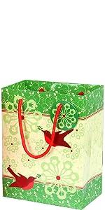 cardinals gift bag