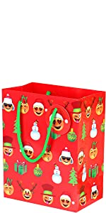 emoji gift bag
