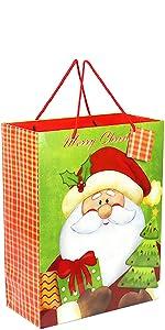 santa gift bag