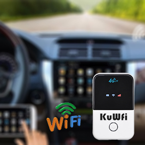 Car Router 4G LTE