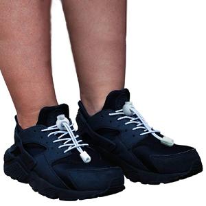 Qi Laces Performance Elastic No Tie Shoelaces