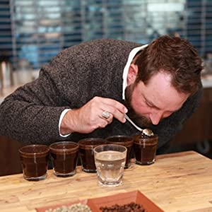 Farmer Brothers Cupping