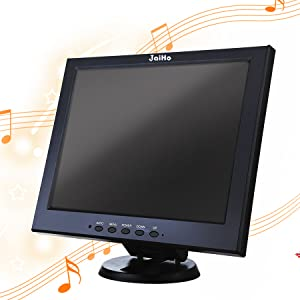 12 inch 800*600 high resolution TFT LCD monitor