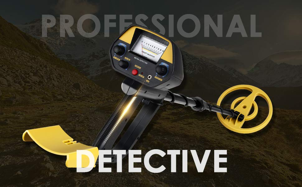 WHY CHOOSE INTEY. INTEY metal detector ...