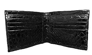 Black Glazed American Wallets