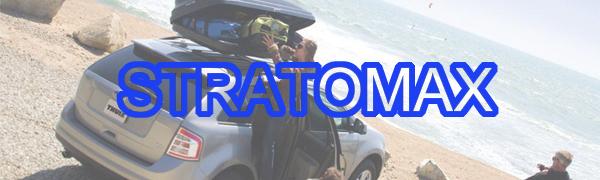 STRATOMAX Car step