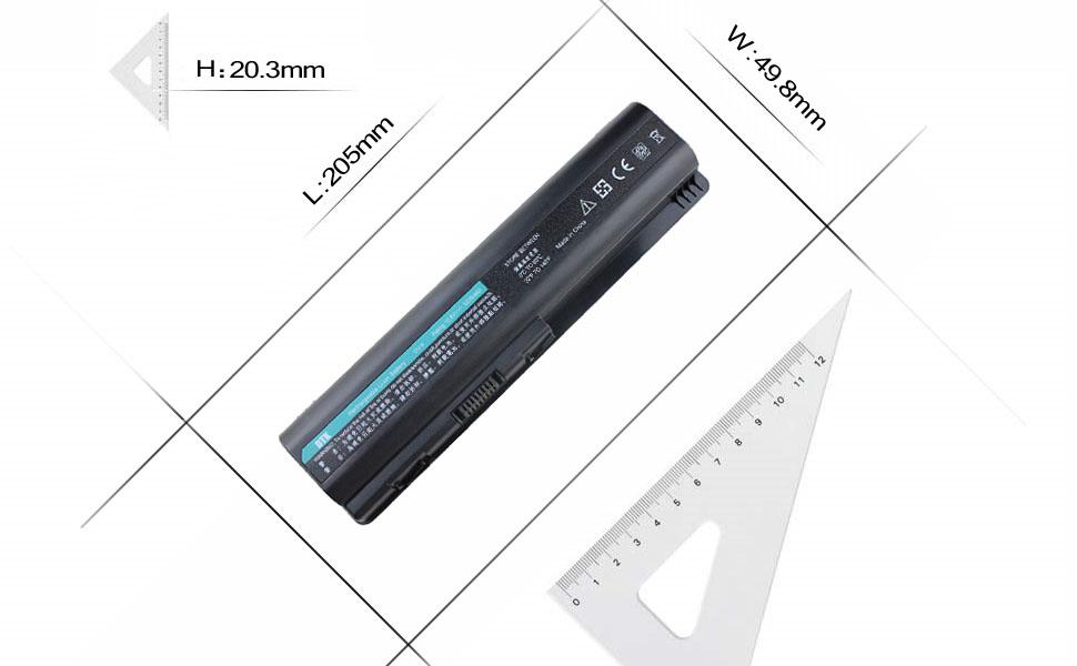 DV4 battery