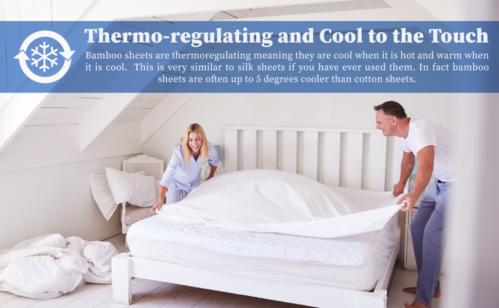 Thermoregulating and Cool - Great for Moisture Wicking