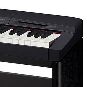 casio privia px 160 digital piano black bundle with cs 67 stand sp 33 pedal. Black Bedroom Furniture Sets. Home Design Ideas