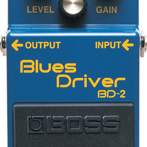 Warm distortion and overdrive