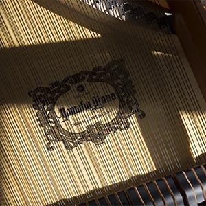 Authentic piano performance: