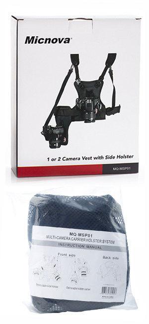 Amazon Com Micnova Mq Msp01 Multi Camera Carrying Chest