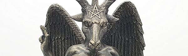 Baphomet Sabbatic Goat