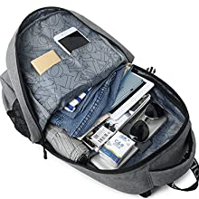 Main Compartment,storage 15.6-inch 14-inch 13-inch laptops, wallets
