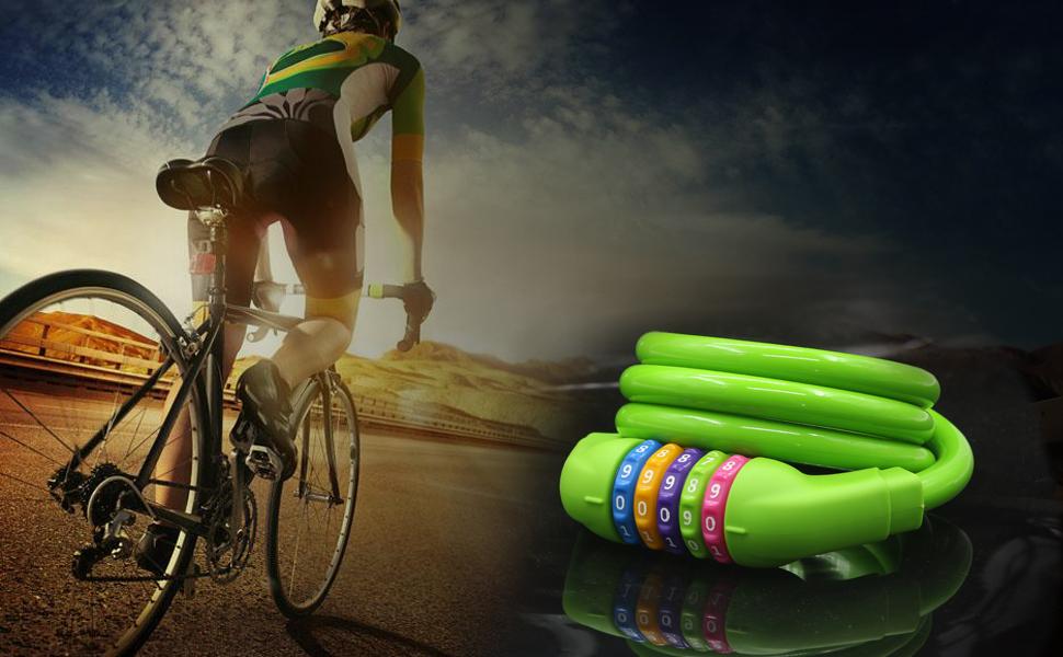 Bike Lock Cable