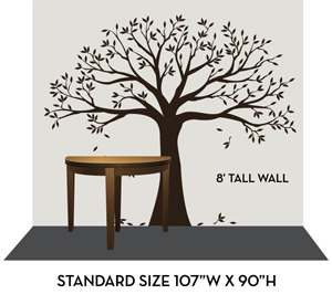 e932a8147628 Discover the new beautiful way to display your family photos on your wall  using our Family Tree Wall Decal. Our premium wall decals are available in  two ...