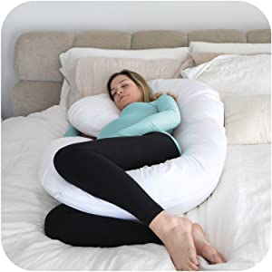 Amazon Com Pharmedoc Full Body Pregnancy Pillow