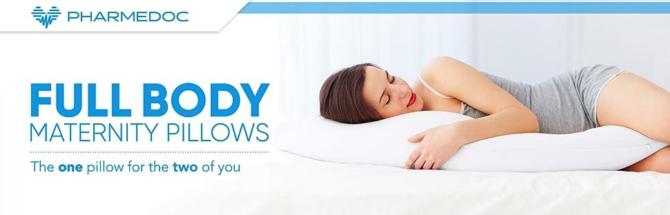 Amazon Com Pharmedoc Full Body Pregnancy Pillow Baby
