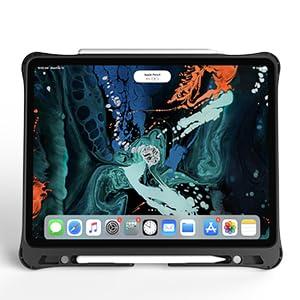buy popular 89834 59329 Detachable iPad Pro 12.9 inch Keyboard Case for 2018 3rd Gen, KB02006