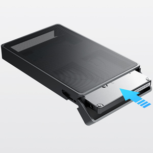 hard drive disk enclosure