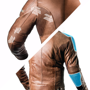 brown motorcycle leather jacket, men's motorcycle jacket, men motorcycle jacket, leather jacket