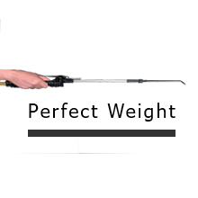 Perfect Weight Blowgun