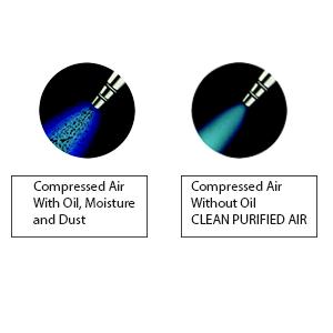 Air Compressor Water Oil Separator In One