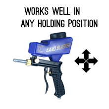 Works Well In Any Holding Position