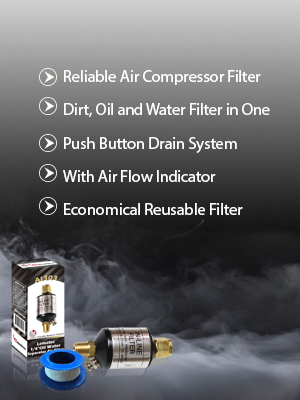 Reliable Air Compressor Filter