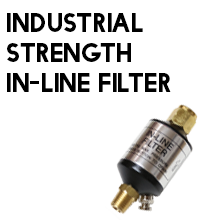 Industrial-Strength In-Line Filter