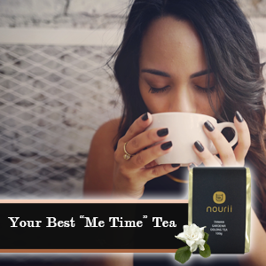 "Your Best ""Me Time"" Oolong Tea"