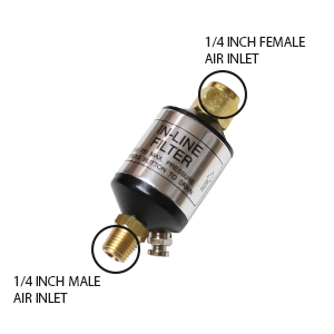 Universal Air Line Filter and Application