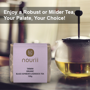 Enjoy a Robust or Milder Tea, Your Palate, Your Choice!