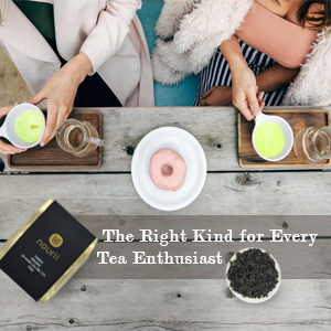 The Right Kind for Every Tea Enthusiast