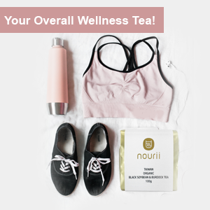 Your Overall Wellness Tea!