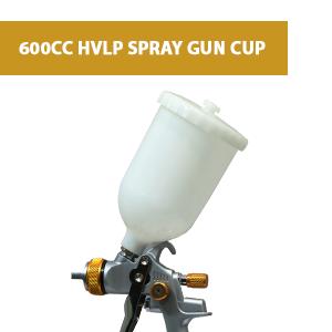 600cc HVLP Spray Gun Cup