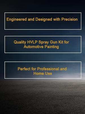 Lematec HVLP Spray Gun