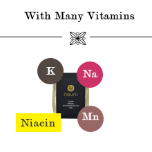 With Many Vitamins