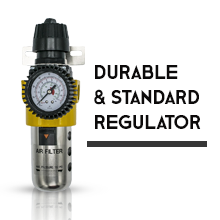 Durable and Standard Regulator